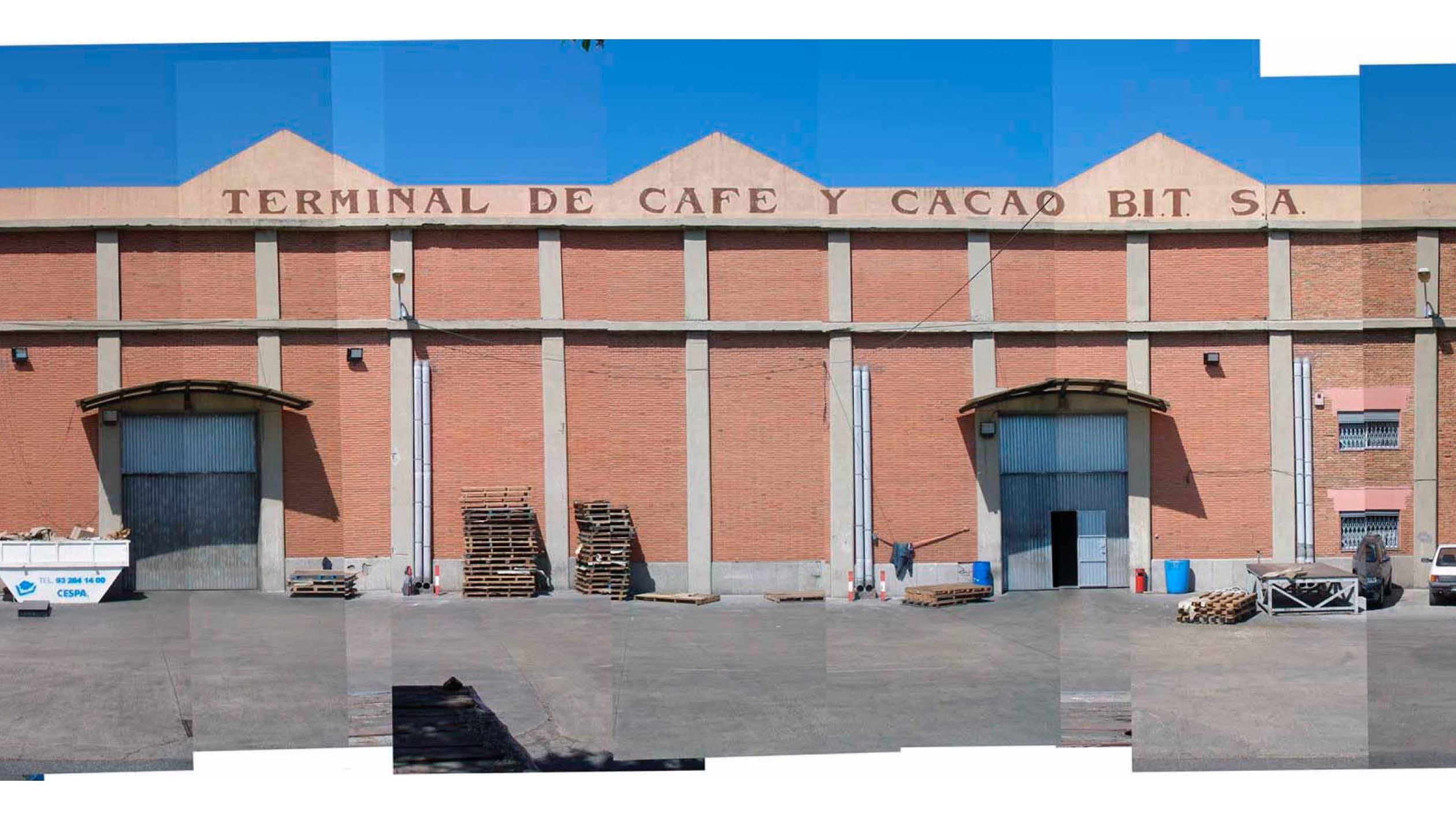 Terminal Internacional de café y cacao