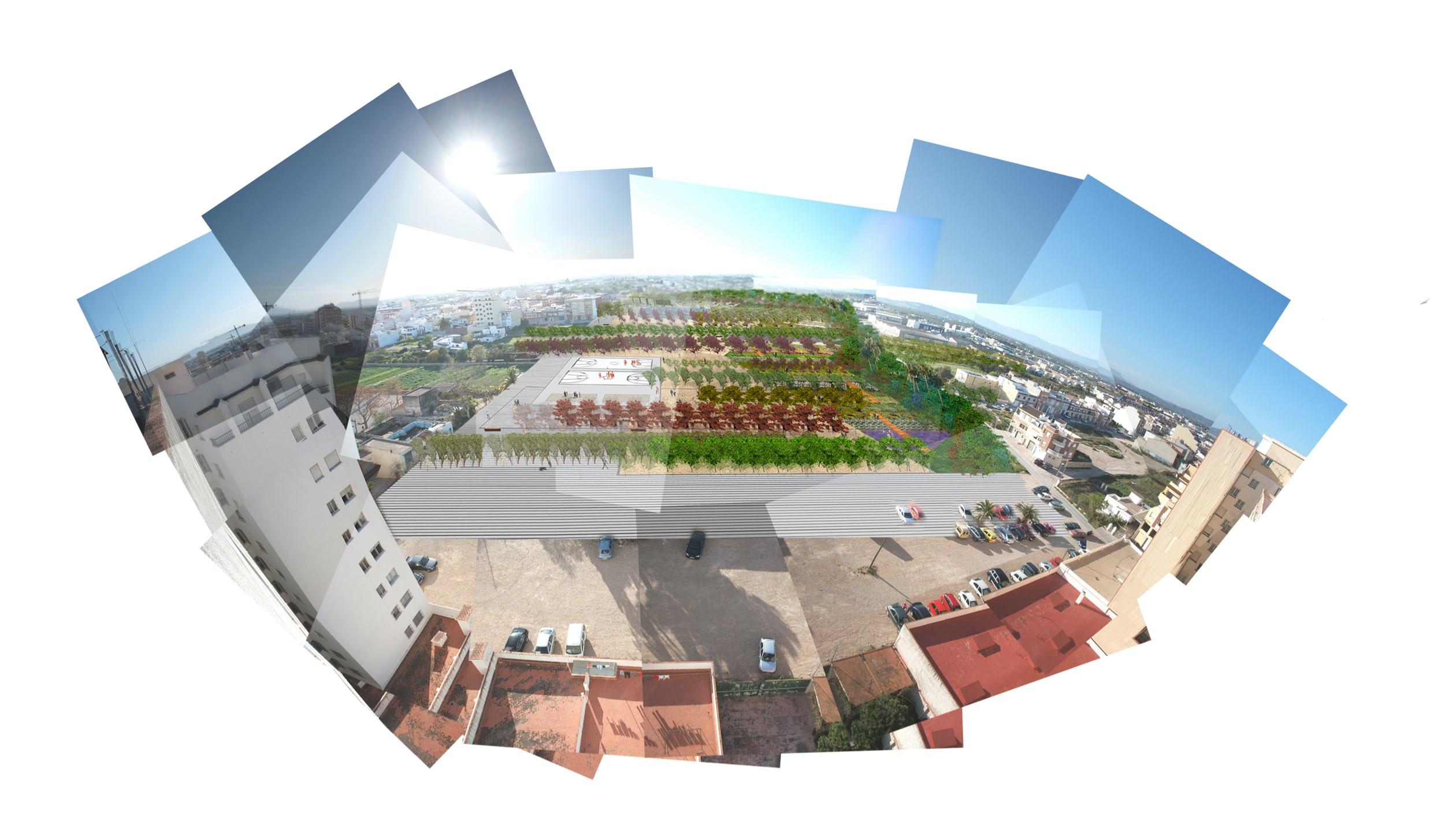 Parque Central de Vinarós
