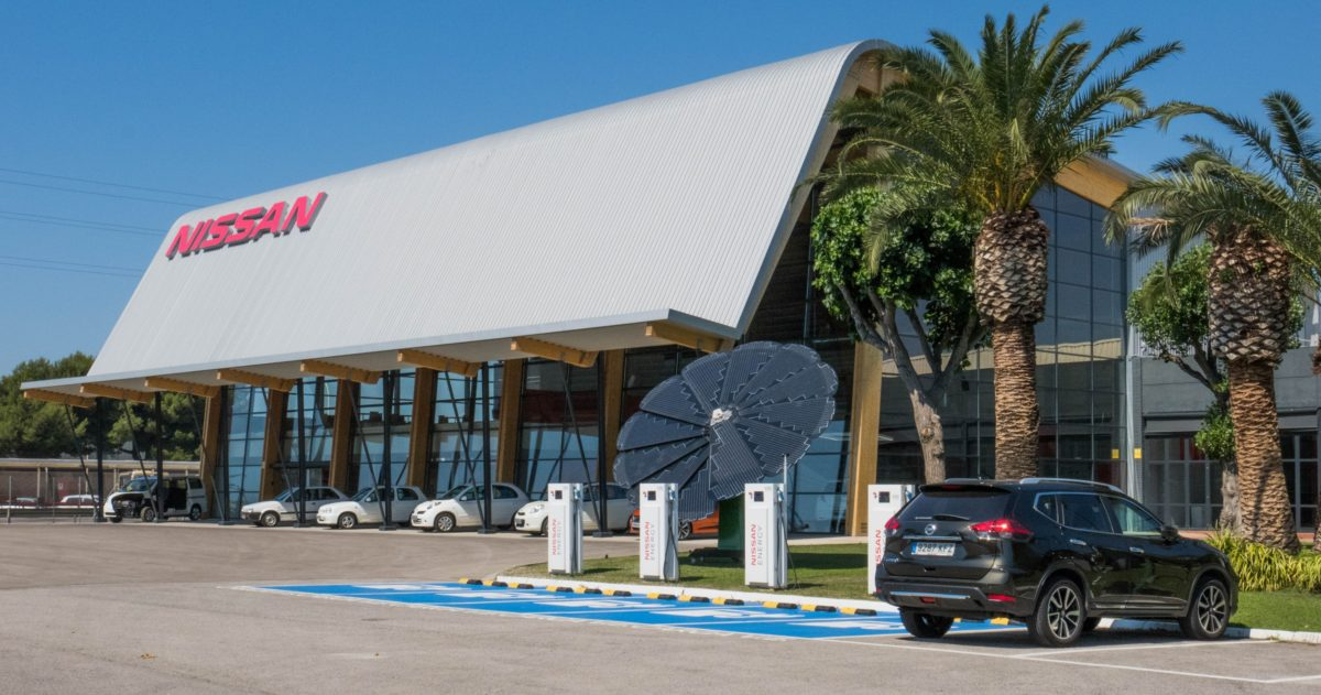 Nissan Brand Center