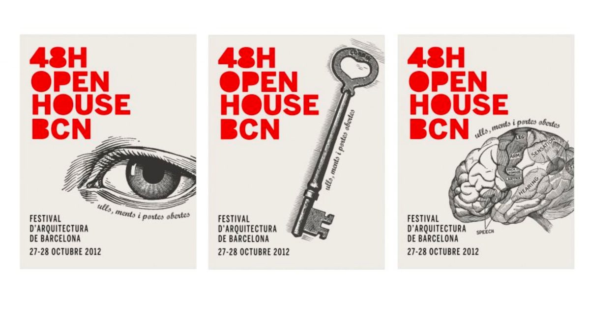 24h Open House BCN