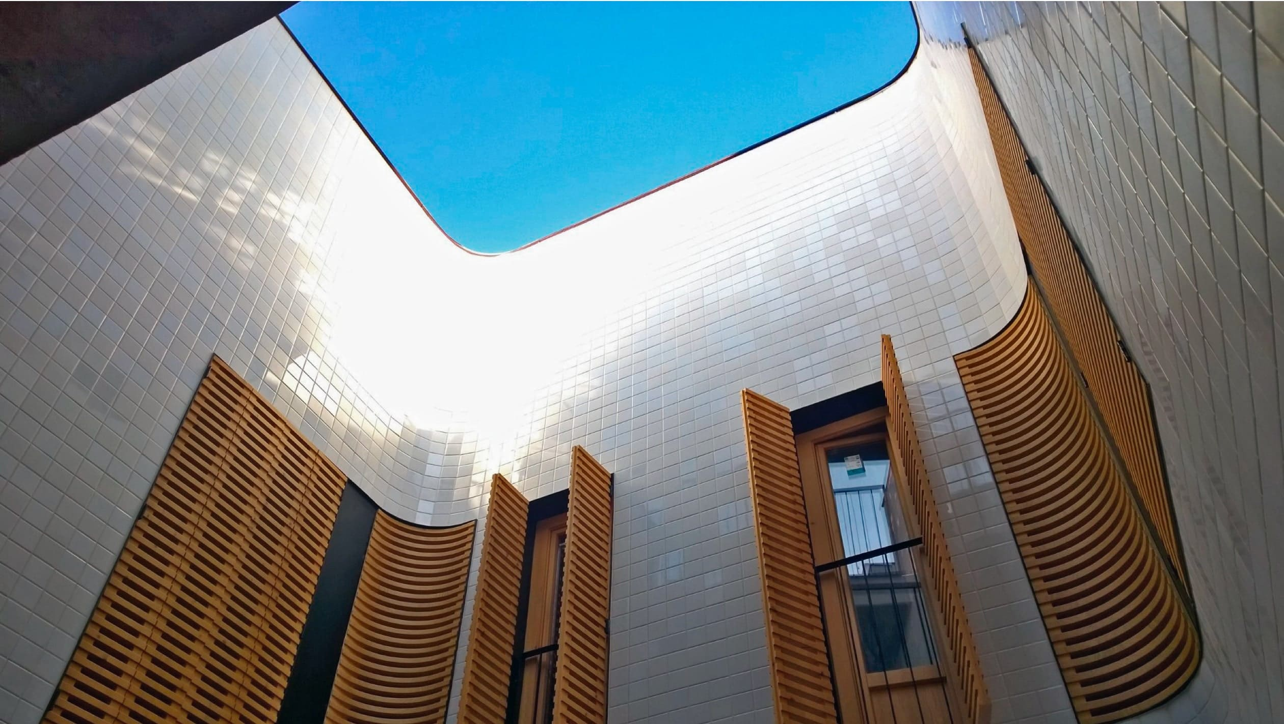 Proyectos de Arquitectura: Edificio Sant Ramon | 23:45 Arquitectes