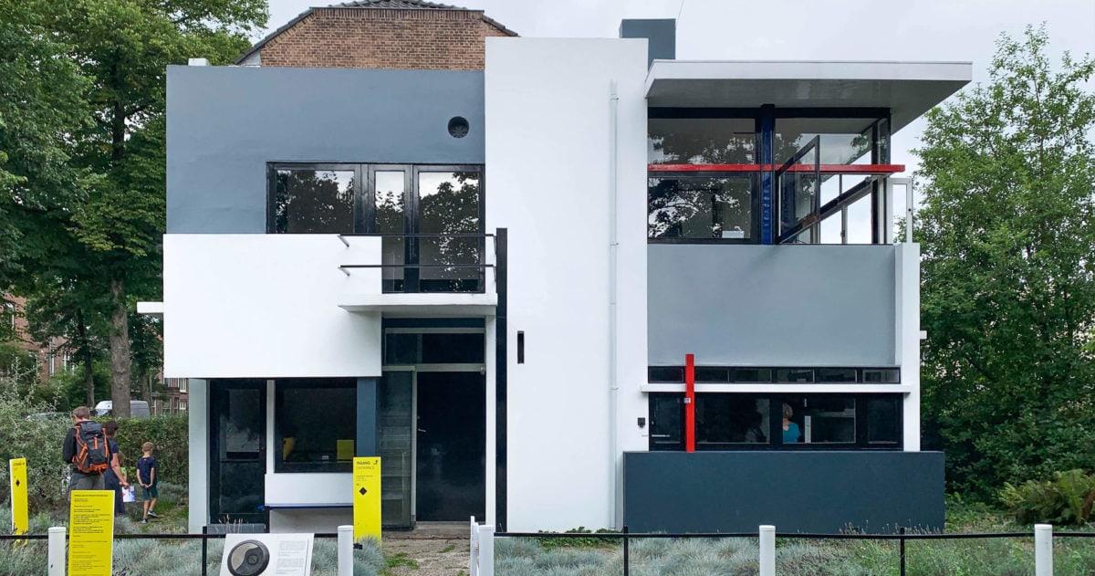 Casa Rietveld Schoeder | 2345 Arquitectos