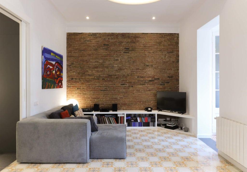 Reforma de una vivienda en las Tres Torres